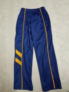 Blue & Gold Tracksuit pants