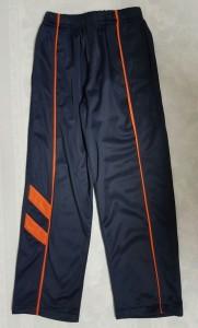 Navy & Orange Tracksuit pants